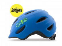 Giro SCAMP Mips mat blue/lime S