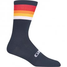 Giro Socken Comp Racer HIGH RISE midnight blue horizon