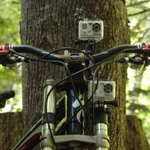 GoPro Ride HERO Handle Bar Seat Mounts