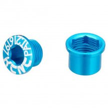 KCNC Chainring bolts MTB, blue, SPB0014