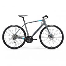 MERIDA Speeder 100 m.cool grau (blau/rot)