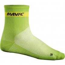 Mavic Cosmic Mid Sock light green