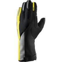Mavic Vision Thermo Gloves schwarz/gelb