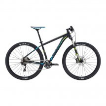 Merida Big Nine 850 matt black(green/blue) 2017