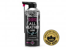 Muc-Off All Weather Lube (E-Bike) 400ml