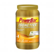 POWERBAR Isoactive - Isotonic Sports Drink - Orange 1320g...