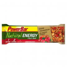 Powerbar Natural Energy Fruit Riegel Cranberry 40g