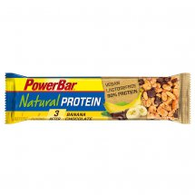 Powerbar Natural Protein Riegel, VEGAN Banana Chocolate 40g