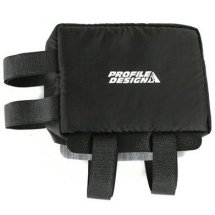 Profile Design Nylon Zipper E-Pack groß, schwarz