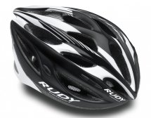 Rudy Project Zumax Black - White (Shiny) S/M (54-58 cm)