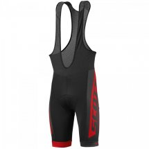 SCOTT Bibshorts RC Team ++ blk/fiery rd
