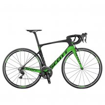 SCOTT Foil RC black/green 2017