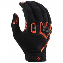 SCOTT Glove Superstitious LF schwarz/orange