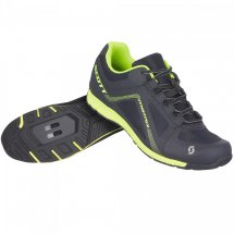 SCOTT Shoe Metrix black/neon yellow