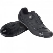 SCOTT Shoe Road Team Boa matt black/glossyblack