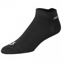 SCOTT Sock Trail low cut black/white
