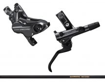 SHIMANO Disc-Set HR Deore M6120 4-K