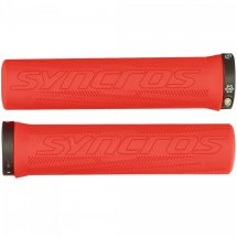 Syncros Griffe pro Lock-on neon rot