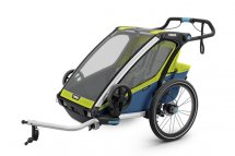 THULE Chariot Sport 2 chartreuse/mykonos, Modell 2019...