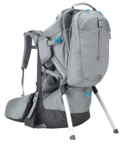 THULE Sapling Elite Kindertrage - Dark Shadow/Slate