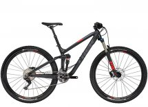 TREK Fuel EX 8 29 Matte TREK Black 2017