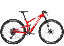 Trek Top Fuel 9.8 SL Viper Red