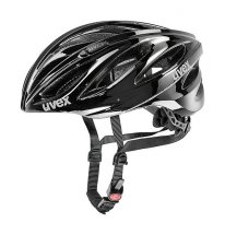 UVEX boss race, black