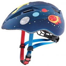 UVEX kid 2 cc  dark blue rocket mat (46-52cm)