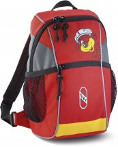 PUKY Rucksack RS rot/gelb - Nr 9700