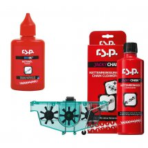 r.s.p. Jacky Chain and Red Oil - Fahrrad Ketten-Pflege...