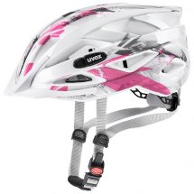 uvex air wing white-pink (52-57 cm)