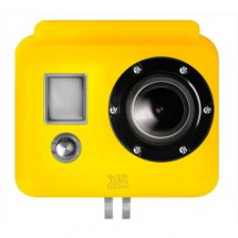 xsories GoPro Silicone Cover HD gelb