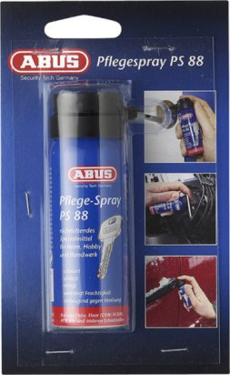 ABUS PS88 Spray 50ml SB Pflegespray