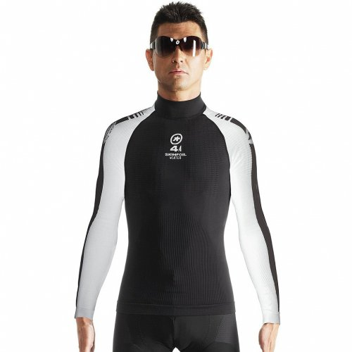ASSOS LS skinFoil winter s7 Block Black