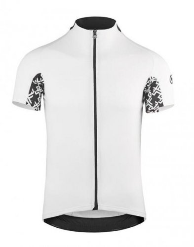ASSOS MILLE GT Short Sleeve Jersey Holy White