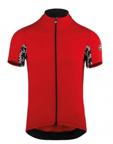 ASSOS MILLE GT Short Sleeve Jersey National Red XS