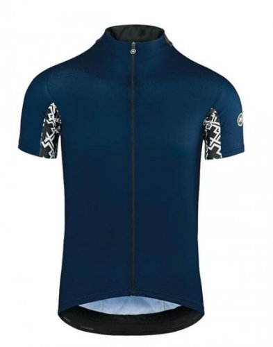 ASSOS MILLE GT Short Sleeve Jersey caleumBlue XL