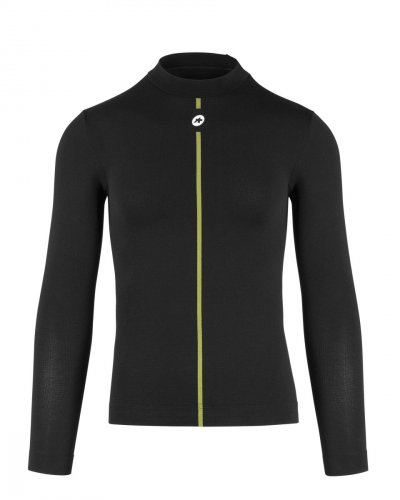 ASSOS Spring Fall LS Skin Layer blackSeries 0
