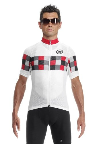 Assos SS.GrandPrixJersey_evo8 National Red XL