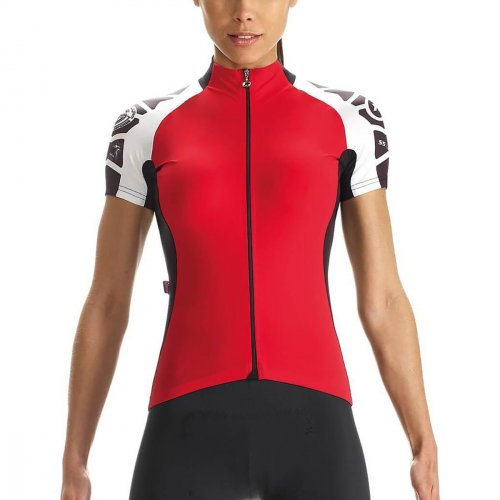 Assos SS.laalaLaiJersey_evo7 Lady National Red M