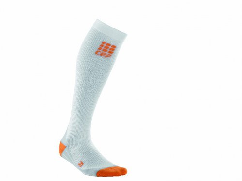 CEP running compression sportsocks weiss woman - II (25-31 cm Wadenumfang)