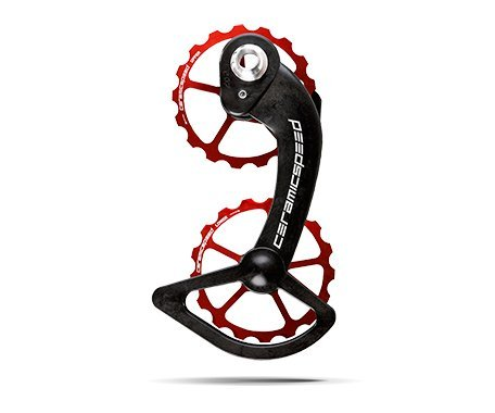 CeramicSpeed Oversized Pulley Wheel System Shimano Standard rot