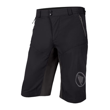 ENDURA MT500 Spray Short Schwarz XL