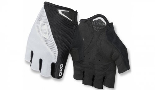 Giro BRAVO Gel / white/black XXL