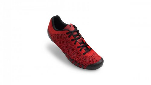 Giro Empire E70 Knit red/dark red 40