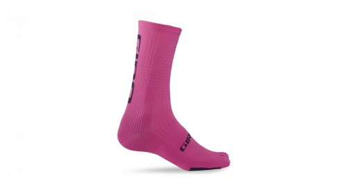Giro Socks HRC TEAM pink/black M