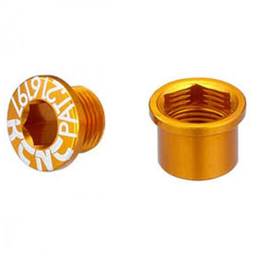 KCNC Chainring bolts MTB, gold, SPB0014