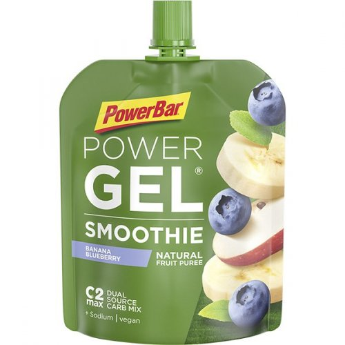 POWERBAR Smoothie Banana Blueberry 90g Beutel