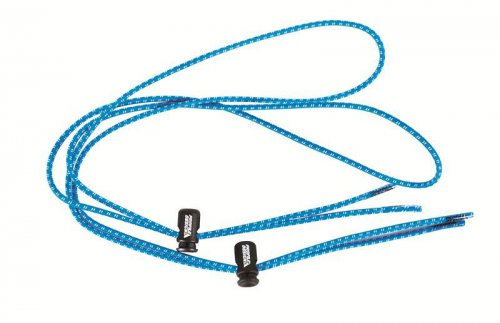 Profile Design Race Laces mit Lace Lock blau