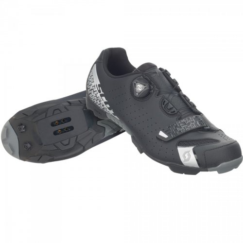 SCOTT Shoe Mtb Comp Boa mt bk/silver 43,0